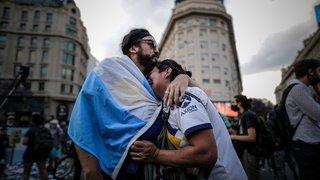 Football: Maradona sera enterré ce jeudi dans un cimetière de Buenos Aires