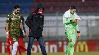 Football – Super League: Sion sombre à Vaduz
