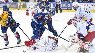 Hockey sur glace - National League: Davos bat Rapperswil et gagne un rang