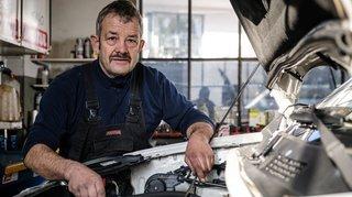 Nyon: Yvan Gilliéron contraint de rendre les clés de son atelier mécanique
