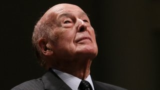 Giscard, destin inachevé