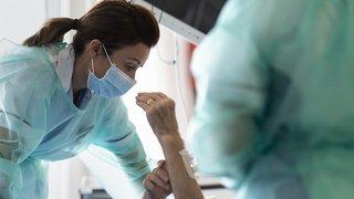 Coronavirus: la Suisse enregistre 3802 nouveaux cas en 24 heures sur 19'777 tests, taux de positivité à 19,22%