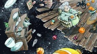 «Ses souvenirs sont sa magie», un conte de Noël de Stéphanie Schwitter Glassey