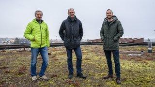 Gland: ils transforment le toit du collège en centrale solaire