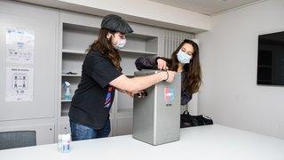 Vaud: les 16-18 ans ont voté pour la première fois à Nyon