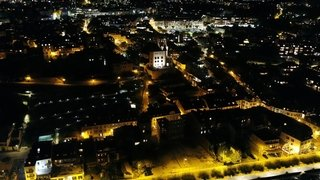 Pollution lumineuse: Nyon veut se doter d'un ambitieux plan lumière