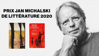 Le Prix Jan Michalski 2020 décerné au Mozambicain Mia Couto
