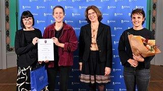 Nyon: voici les lauréats du Mérite citoyen 2020