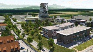Gland: la Municipalité lève les oppositions à la tour Swissquote