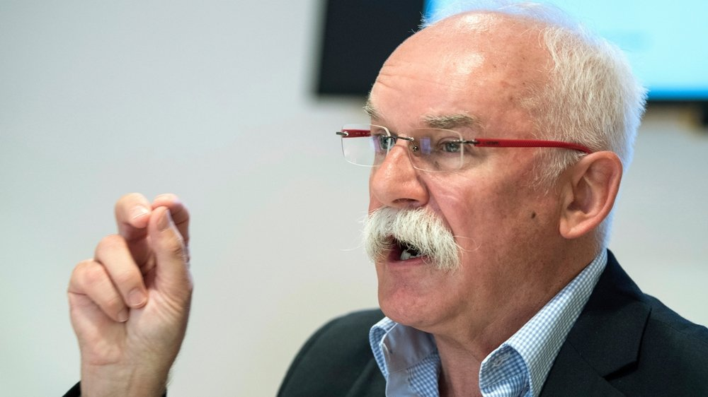Hugo Fasel regrette que «la pauvreté soit encore niée par beaucoup en politique».