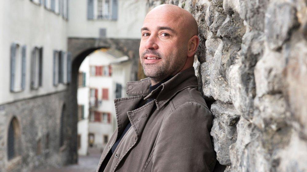 Frédéric Recrosio: «J'en ai eu confirmation par un médecin: grâce à tout ce merdier, j'ai gagné un an d'espérance de vie.»