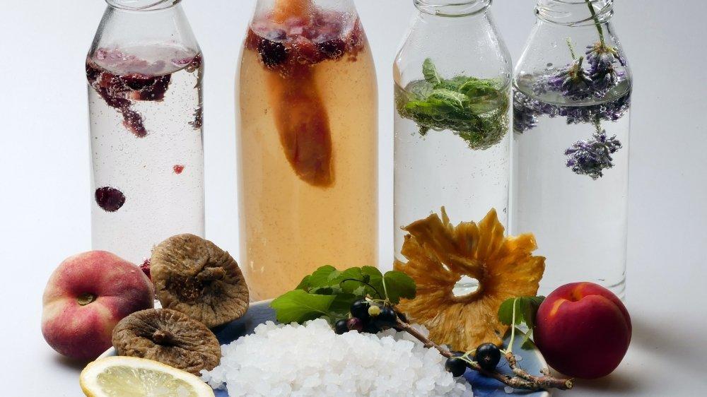 Gingembre, sel, citron, ou cure de désintoxication? Le mieux est juste de garder un régime équilibré.