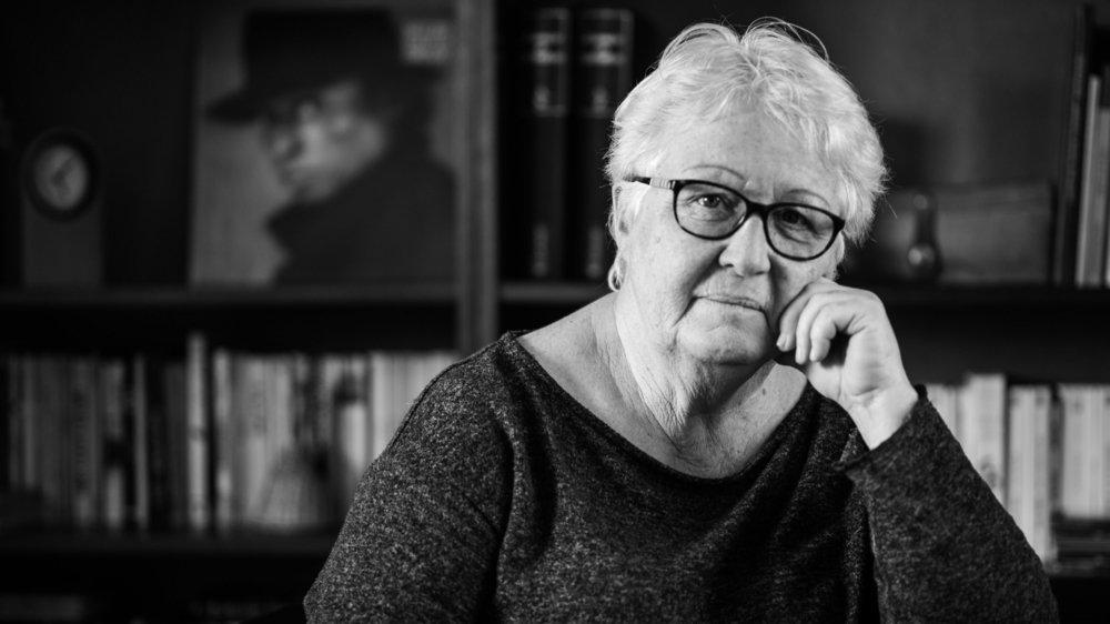 """Madeleine Schürch a posé la plume cet été, après avoir travaillé pour la locale de """"24 heures"""" et l'ancêtre de """"La Côte""""."""