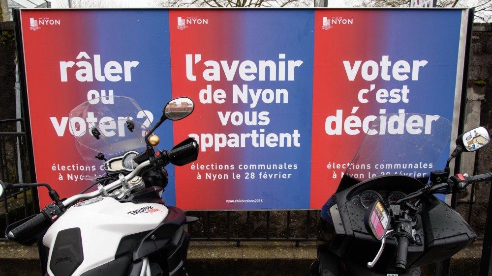 Des milliers de candidats se déclarent officiellement ce lundi 18 janvier, partout dans le canton, et donc dans les 47 communes du district de Nyon.