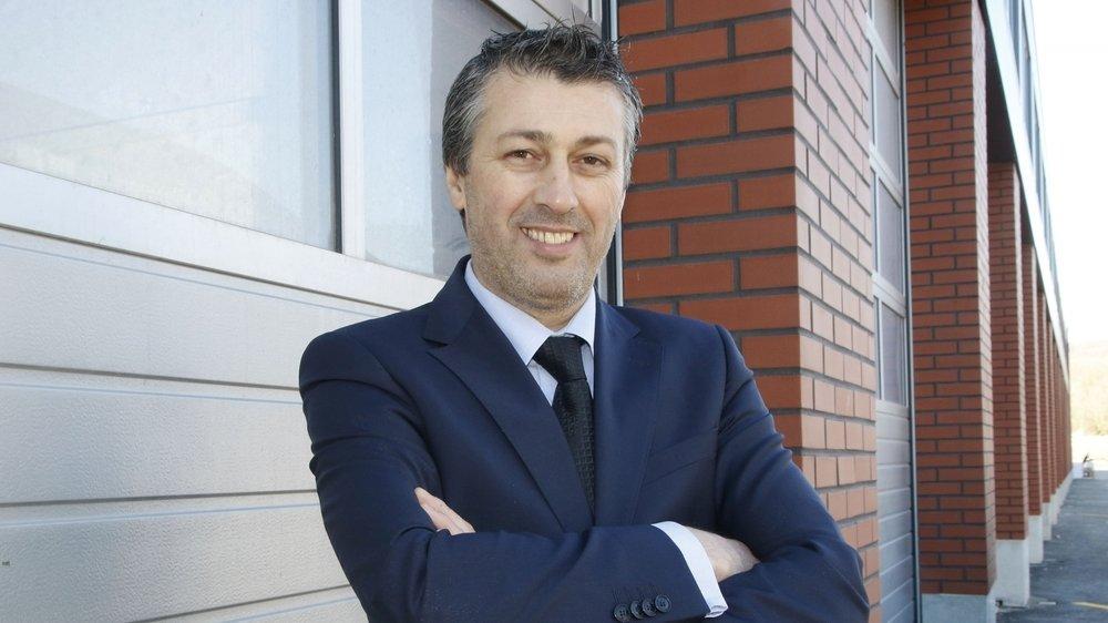 Tefik Rashiti prend la présidence de la section locale du Centre et se lance dans la course aux élections.
