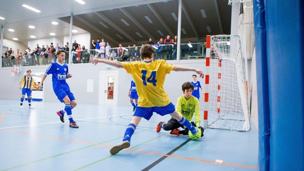 L'impossibilité d'organiser les traditionnels tournois indoor hivernaux constituent un manque à gagner certain pour les clubs de football.
