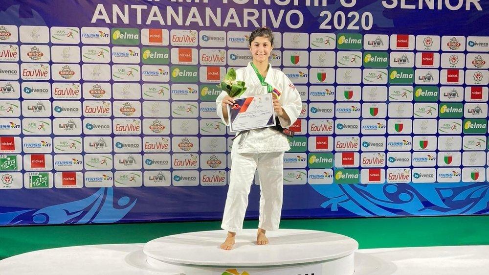 Après l'argent en 2019, Priscilla Morand a accroché du bronze en 2020. En attendant l'or pour 2021?