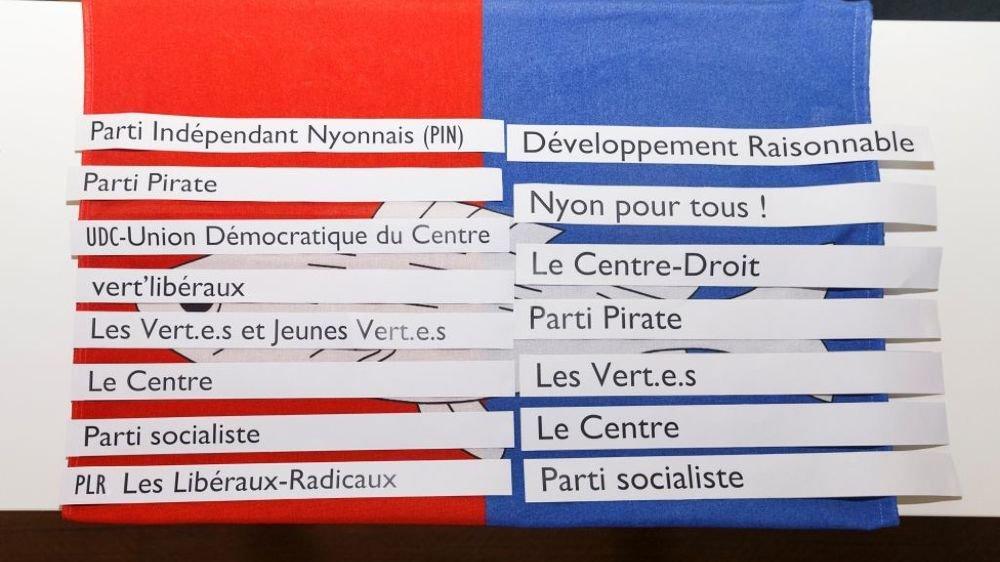 L'arrivée du Parti Pirate porte à dix-sept le nombre de candidats à la Municipalité de Nyon. Contre onze lors des précédentes élections.