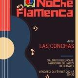 Noche Flamenca avec Las Conchas