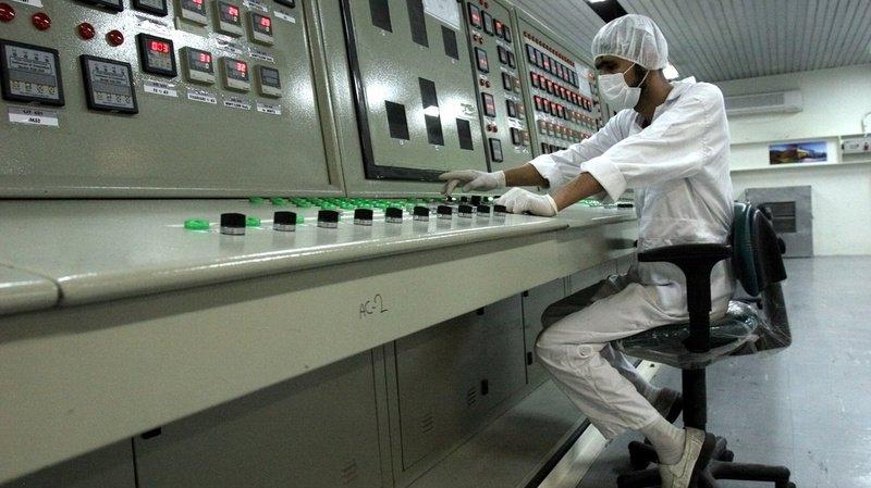 Nucléaire: l'Iran a commencé à enrichir de l'uranium à 20%