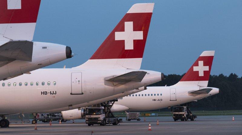 Coronavirus: liaisons aériennes coupées entre la Suisse et le Royaume-Uni