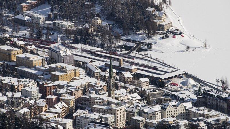 Coronavirus: deux hôtels de St-Moritz (GR) placés en quarantaine