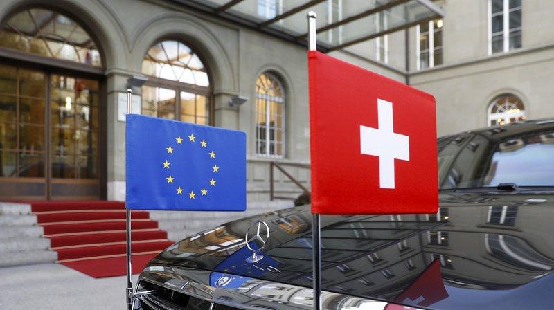 Suisse – UE: 3 entreprises sur 4 soutiennent l'accord-cadre