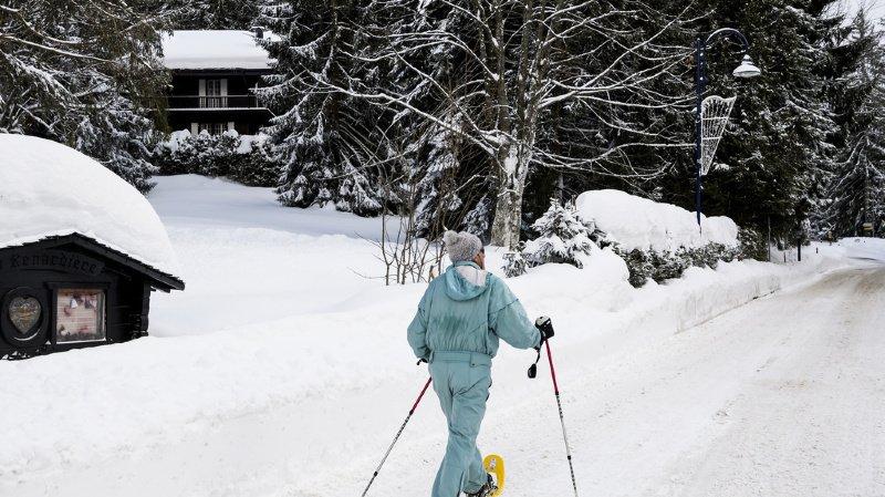 Sports d'hiver: en raquettes, attention aussi aux avalanches!