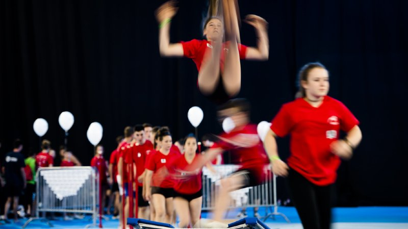 La gymnastique suisse a récemment été éclaboussée par un scandale d'abus.