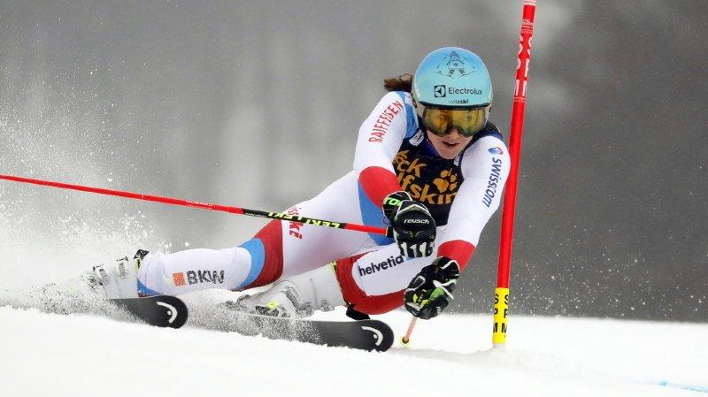 Ski alpin: les géants dames de Maribor déplacés à Kranjska Gora