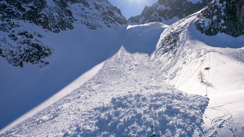 France voisine: quatre avalanches en Savoie, un mort