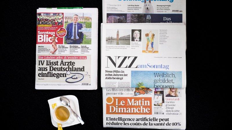 Revue de presse: vaccination trop lente, restrictions pour les écoles et indemnisation… les titres de ce dimanche
