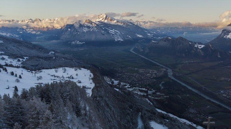 Météo: après les chutes de neige, le foehn soufflera sur les Alpes