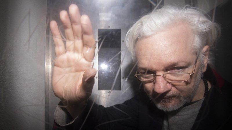 WikiLeaks: la justice britannique refuse d'extrader Assangevers les Etats-Unis