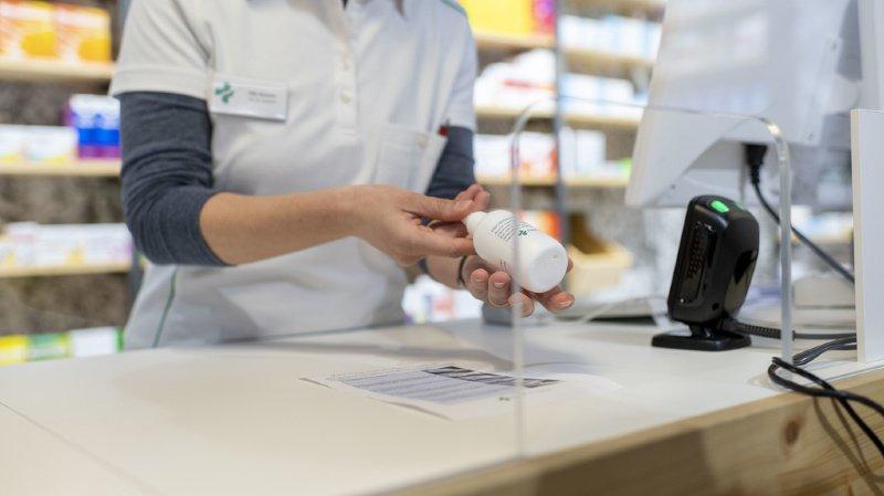 Santé: les pharmaciens suisses ont dispensé près de 100 millions de conseils en 2020