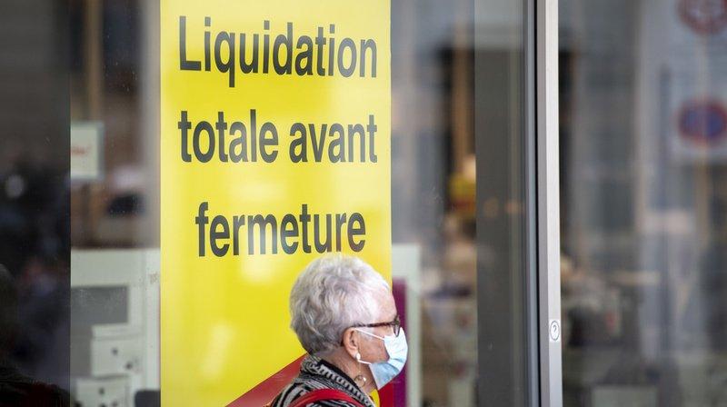 Pour l'instant, aucune vague de faillites ne menace la Suisse (illustration).