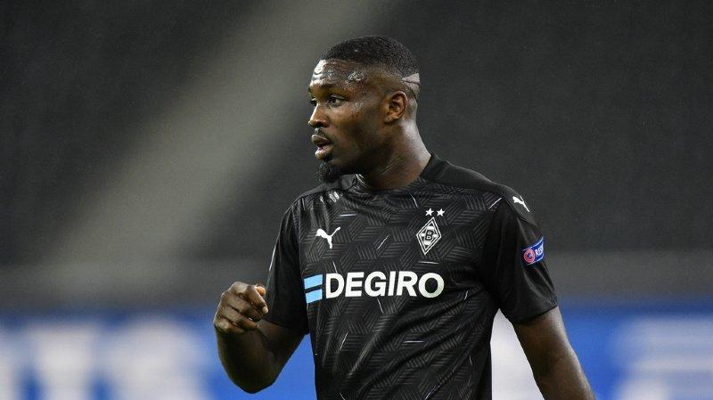 L'attaquant français doit maintenant attendre la sanction sportive de la Fédération allemande (DFB) qui pourrait atteindre jusqu'à six matches de suspension.
