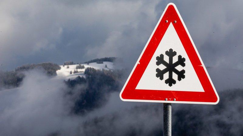 De la neige pour Noël: jusqu'en plaine?