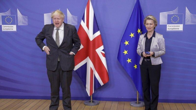 Brexit: le Royaume-Uni et l'Union européenne ont trouvé un accord
