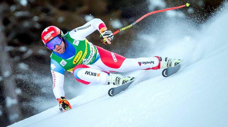 Ski alpin: Beat Feuz troisième de la descente de Val Gardena remportée par le Norvégien Aleksander Kilde