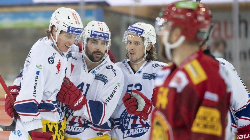 Hockey sur glace - National League: toujours avec quatre étrangers lors de la saison 2021-2022