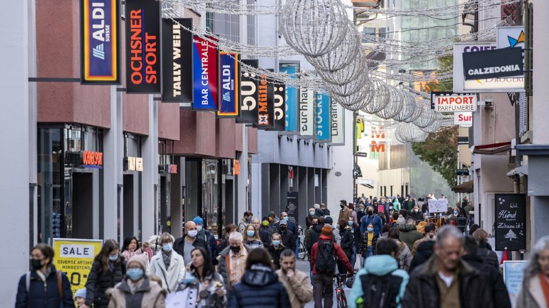 Coronavirus: le commerce de détail suisse sera encore affecté en 2021