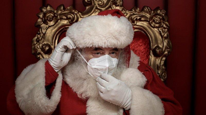 Fêtes: un Noël à nul autre pareil, sous le signe du coronavirus