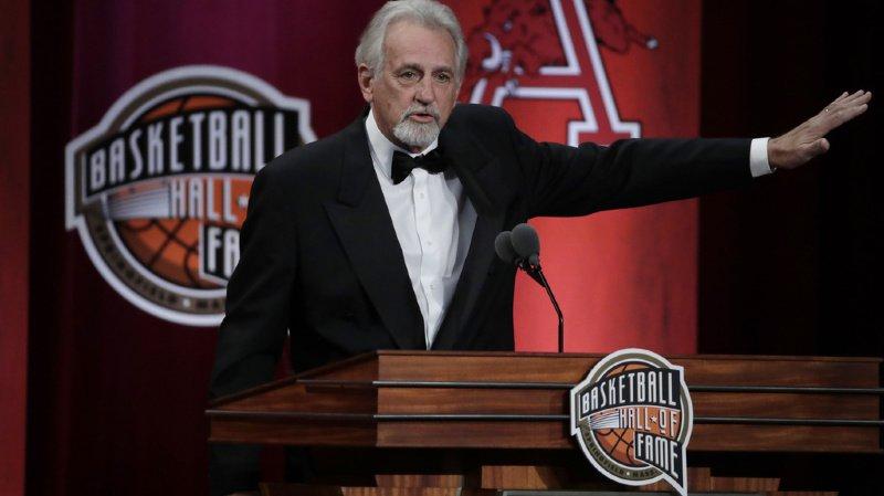 En tant qu'entraîneur principal entre 1992 et 1995, Westphal a emmené les Suns jusqu'aux finales NBA en 1993. (archives)
