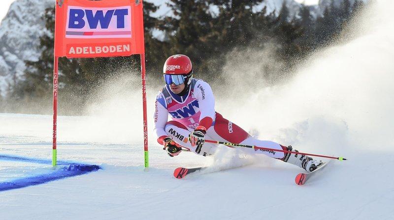 Ski alpin – Géant d'Adelboden: Loïc Meillard 3e, Pinturault vainqueur