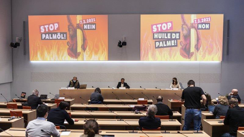 Huile de palme: l'accord avec l'Indonésie «néfaste pour la planète et l'économie»