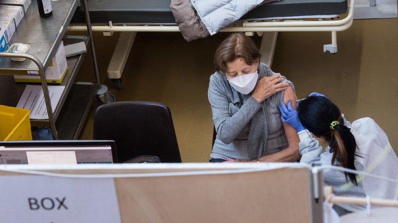 Coronavirus: Confédération et cantons veulent accélérer le rythme des vaccinations