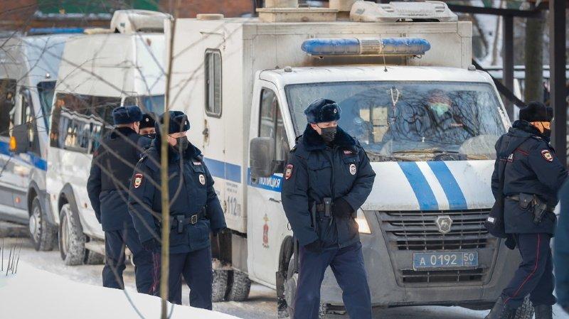 Arrestation d'Alexeï Navalny en Russie: la Suisse est préoccupée