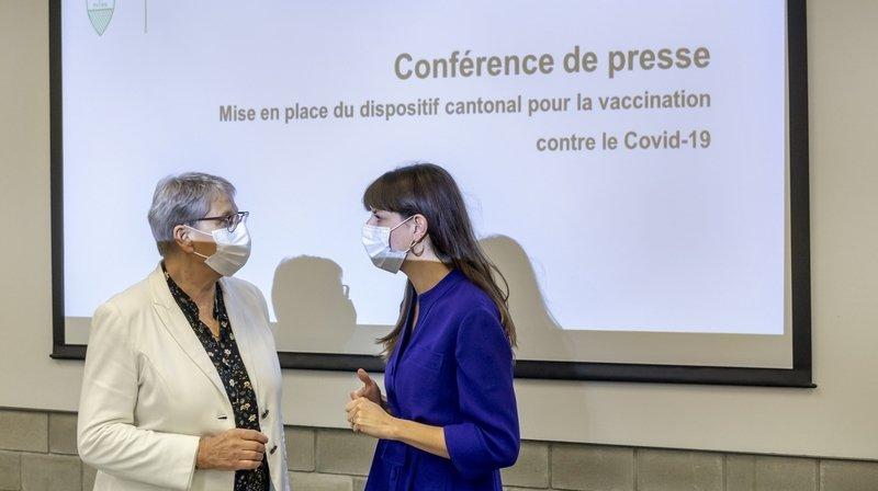 Vaud avance sa campagne de vaccination à mercredi