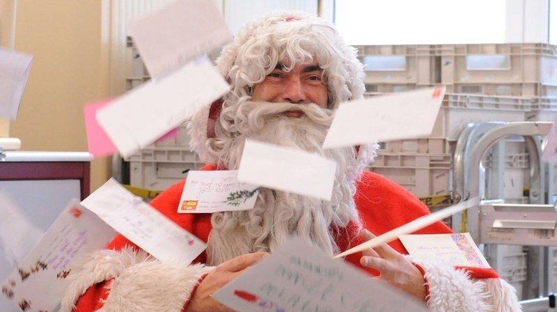 Insolite: une lettre adressée au Père Noël retrouvée 90 ans plus tard